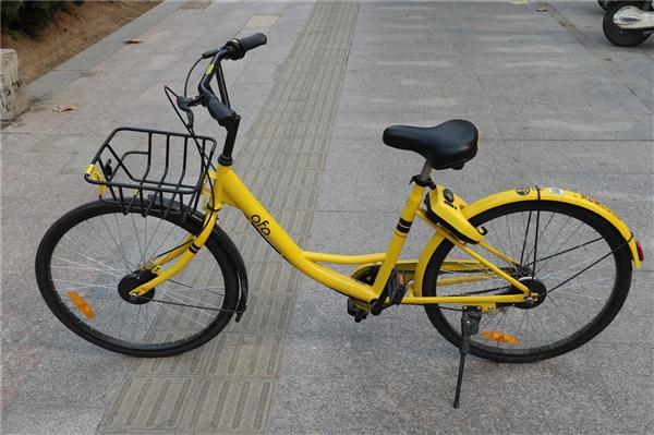 ofo北京上线有桩模式:按桩停车 否则缴纳20元