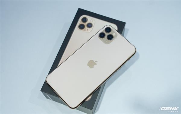 多图预警!iPhone 11 Pro Max开箱照流出:变化不小