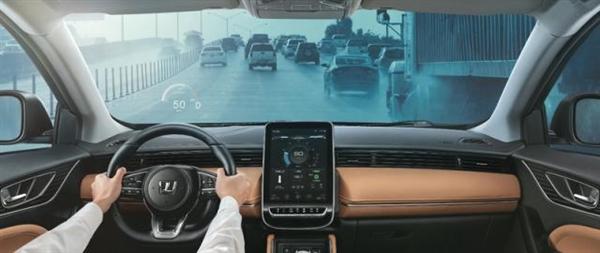 納智捷URX亮相:取消傳統儀表盤設計 未來或在國內投產