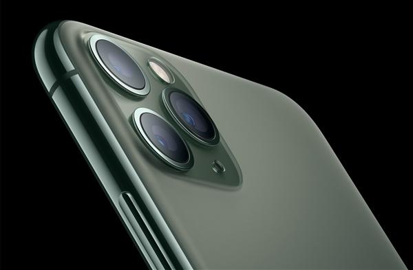 苹果为iPhone 11造了个新词 还要注册商标