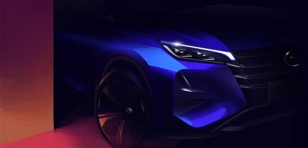 传祺公布新一代GS4设计草图 提颜值扩尺寸/1.5T爆发169马力