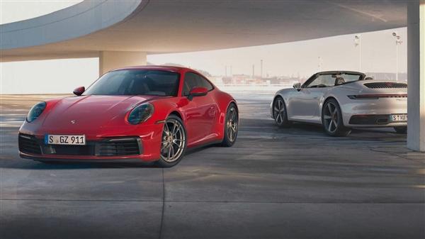 保时捷911成全球年度最赚钱车型:占保时捷收入29%
