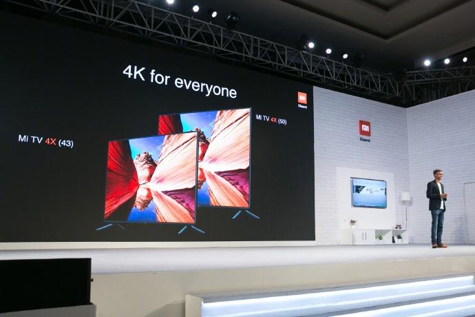 小米印度发布3款电视新品 已是印度智能电视第一品牌_-_热点资讯