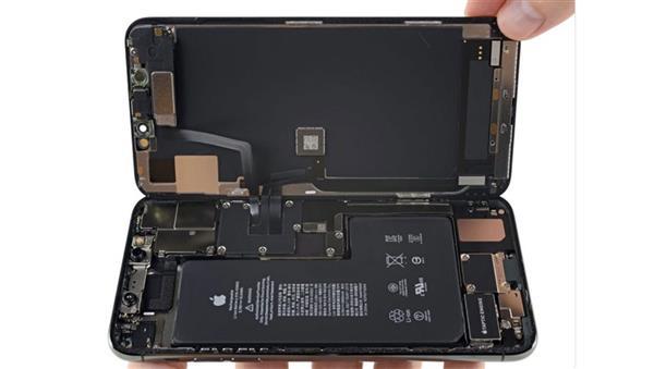 最后时刻软件屏蔽 iPhone 11 Pro Max拆解发现反向无线充电证据