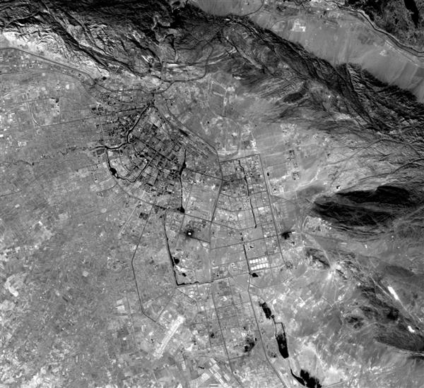 珠海一號03組衛星高清照首發:組網一年採集7150TB數據