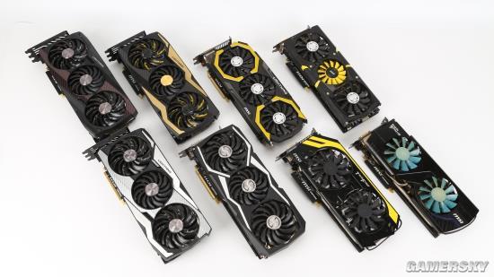 从580到2080Ti 看每代NVIDIA X80显卡性能有何变化?