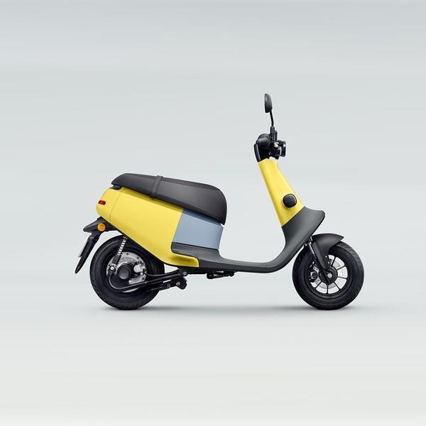 Gogoro推出新款电瓶车 12800元/搭载特斯拉同款电池