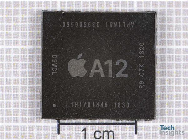 苹果A13面积接近100平方毫米:相比A12增大18.27%