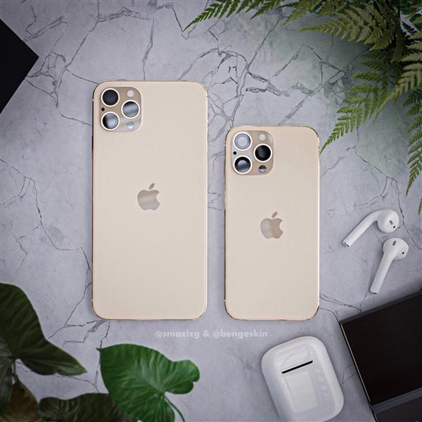 2020年版iPhone概念图:没有刘海儿喜欢吗?