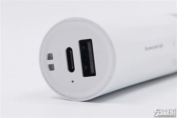 二合一:zeseco哲思手电筒移动电源体验评测