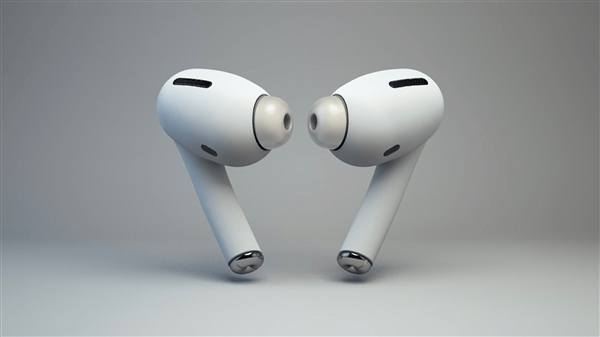 苹果新款AirPods高清渲染图曝光 网友吐槽像吹风机