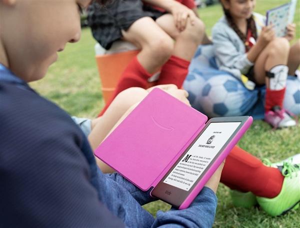 亞馬遜推出兒童版Kindle:售價600元