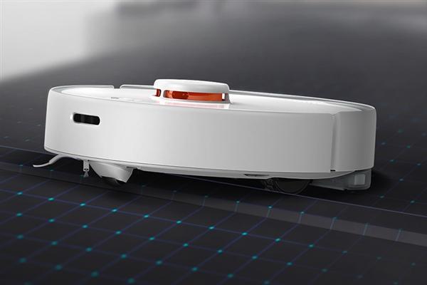 石头扫地机器人P5发布:大吸力能除钢珠