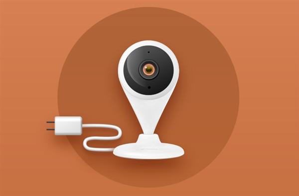 360智能摄像机小水滴AI版上市:华为芯片 149元