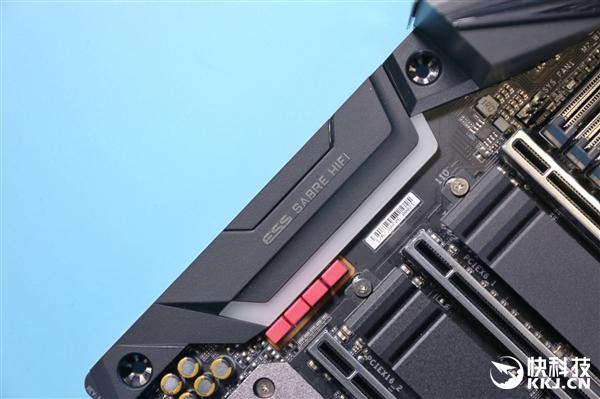 十代發燒酷睿X直接上 技嘉X299X AORUS MASTER主板圖賞