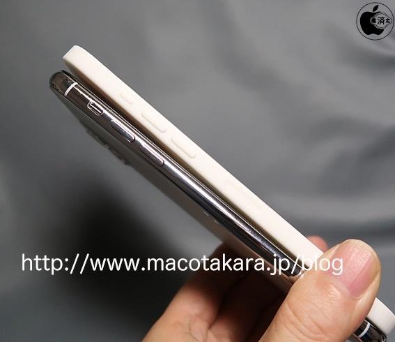 iPhone 12 Pro Max机模曝光:6.7寸屏、中框回归iPhone 4