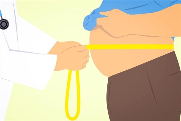 曝报告:美国十个成人个胖