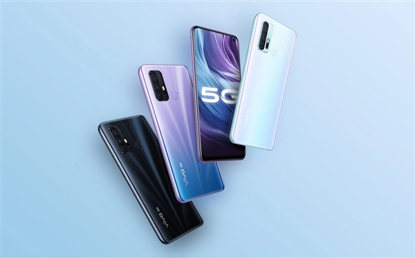 5000mAh+44W闪充 vivo Z6线下开售:享延保半年