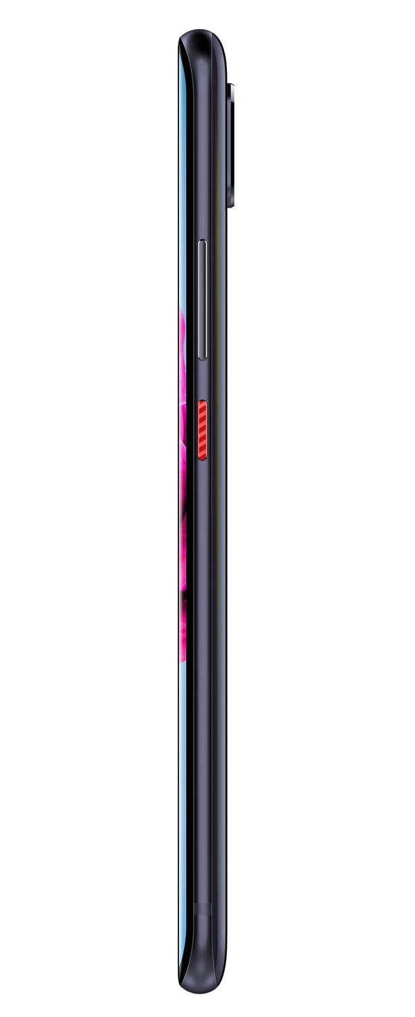中兴天机Axon 11官方图赏:完美曲线水滴