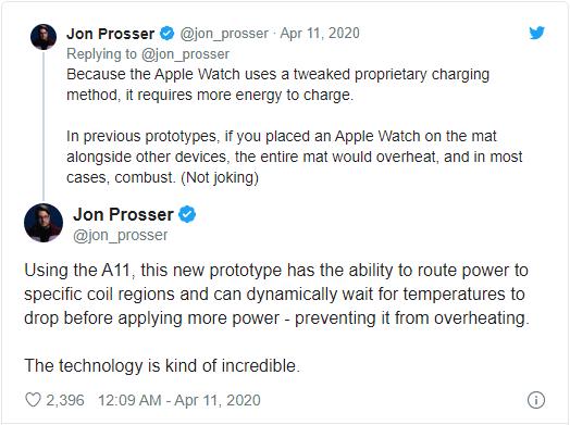 苹果正在重启这款AirPower 为接下来iPhone的变革做准备