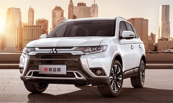 16萬買就能買日系合資7座SUV?三菱新款歐藍德5月上市