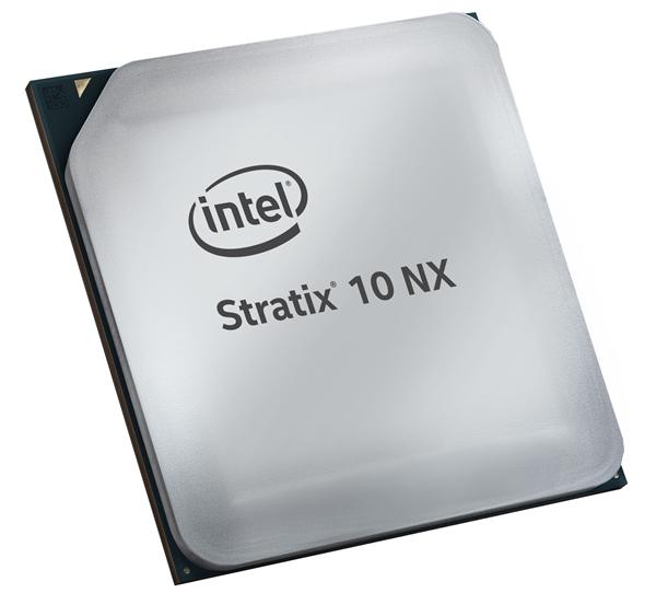 Intel宣布首款AI优化Stratix 10 NX FPGA:INT8性能暴涨15倍