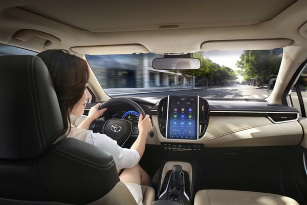 新款丰田卡罗拉将7月上市:车机系统迎来史上最大升级