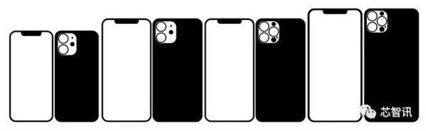 iPhone 12全家大曝光:5G成本高的可怕
