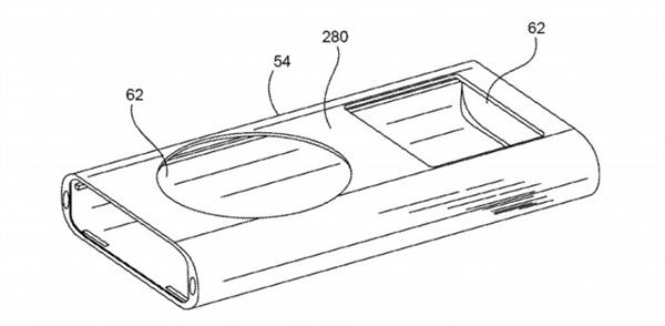 苹果推进全玻璃iPhone采用环绕式显示技术:机身无任何接口