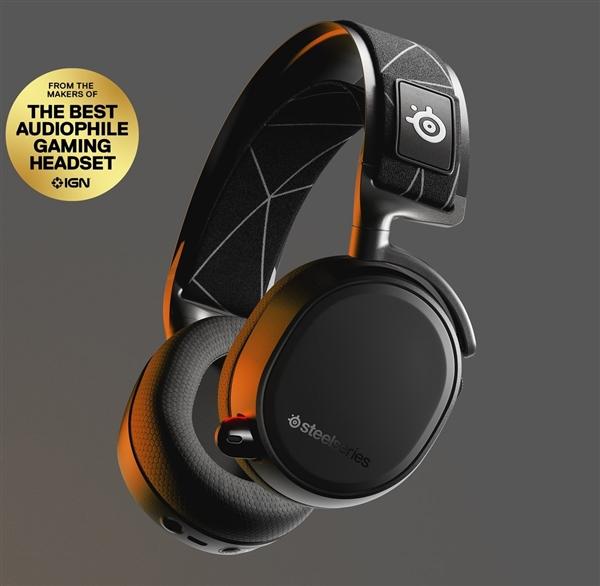 支持PC、PS4和PS5!赛睿发布全新Arctis 9游戏耳机-我爱音频网