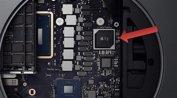 已在苹果Macbook中普及的T2安全芯片:存在无法修复的缺陷