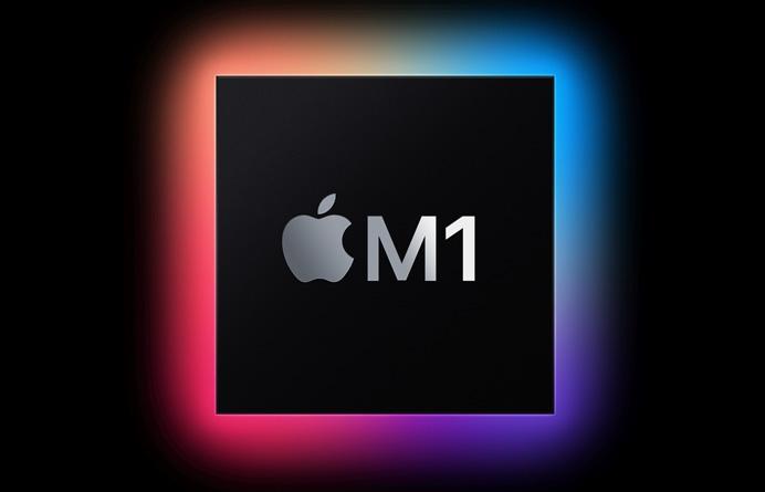 苹果M1 GPU图形跑分出炉:性能超越GTX 1050 Ti和RX 560