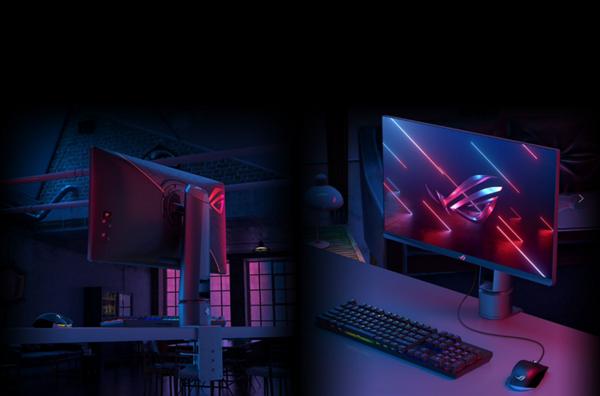 为极致电竞体验而生!ROG PG259QNR超梦Pro电竞显示器首发预售