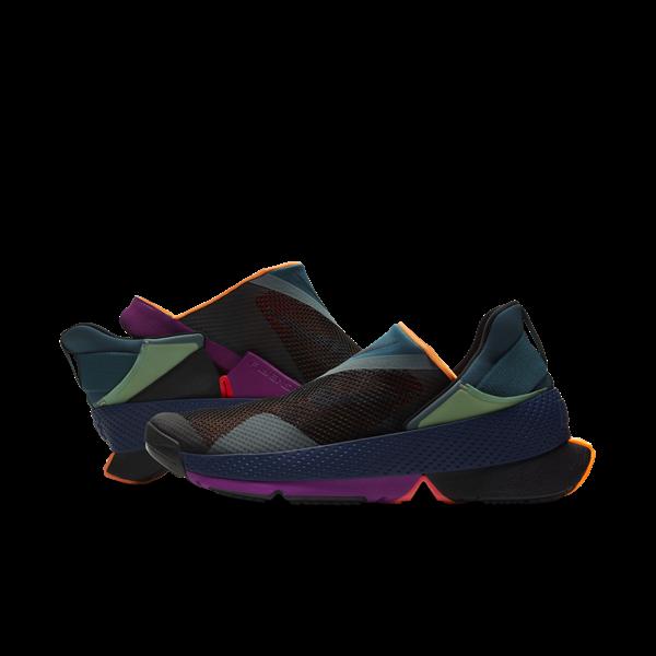 """【速搜资讯】有了耐克这双鞋 再也不用为""""系鞋带""""而烦恼了"""