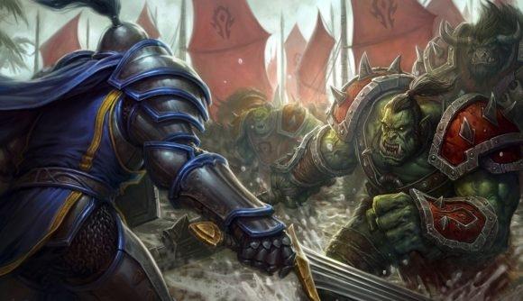 暴雪:《魔兽》不排除中允许部落、联盟一起做任务
