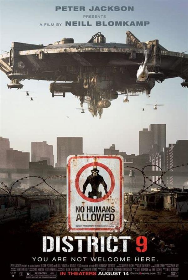 时隔12年 8.3高分科幻片《第九区》续集来了:原班人马