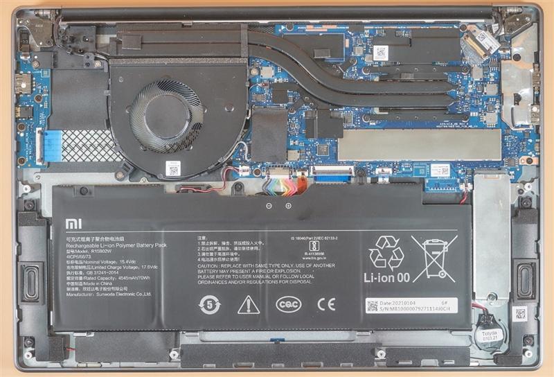 红米正名之作!RedmiBook Pro 15评测:5000元的完美水桶本