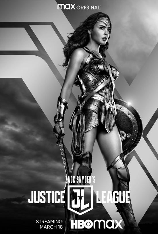 3月18上映:《正义联盟》导剪版确定为R级片 神奇女侠性感亮相