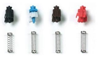 四种颜色机械键盘区别在哪里?看完秒懂!