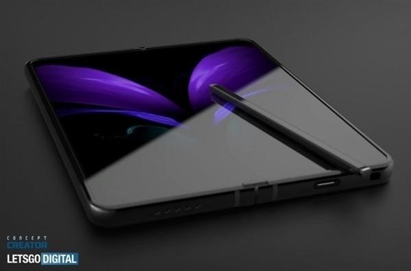 抢跑小米MIX 4!曝三星Galaxy Z Fold 3也有屏下相机:5月发