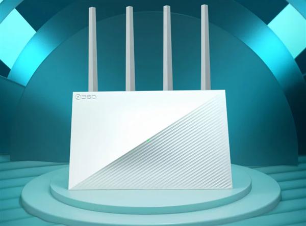 360发布新款Wi-Fi 6路由V6G:全千兆网口 首发249元