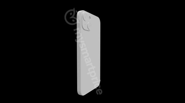 iPhone 13 3D模型曝光:刘海、背部镜头统统变了!
