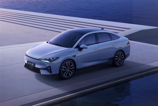 全球首款量产激光雷达量产车诞生!小鹏P5正式亮相