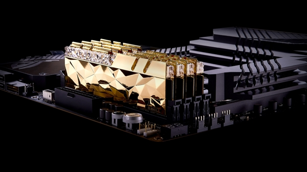 内存也爵士:芝奇发布皇家戟尊爵版DDR4 最高频5333MHz