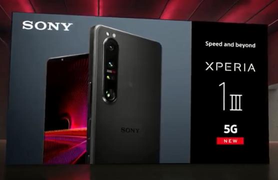 索尼Xperia 1 III发布:首款4K 120Hz骁龙888旗舰
