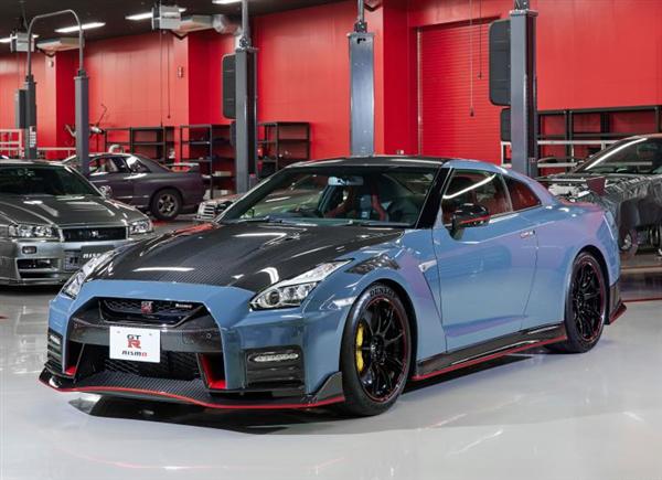 GT-R首搭赛车涡轮史上最强!网友:我要买GT-R