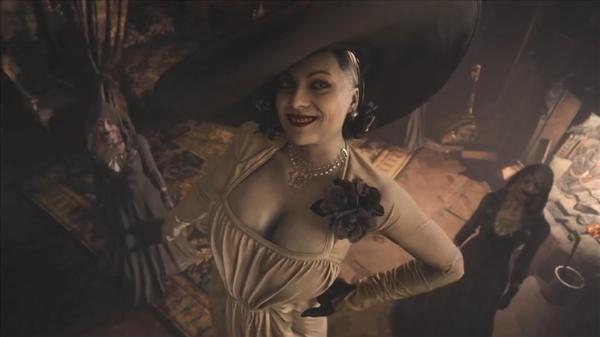 《生化危机8》确认5月7日发售:最新宣传细节吸血贵妇吸睛