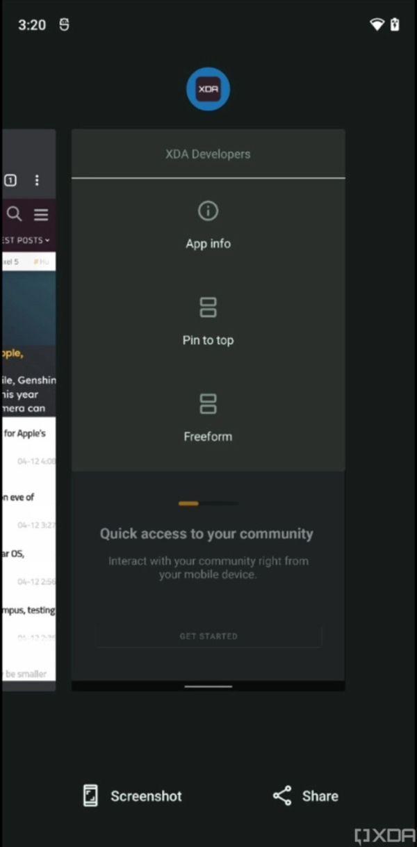 Android 12新版本偷跑:效仿iOS 14的设置体验