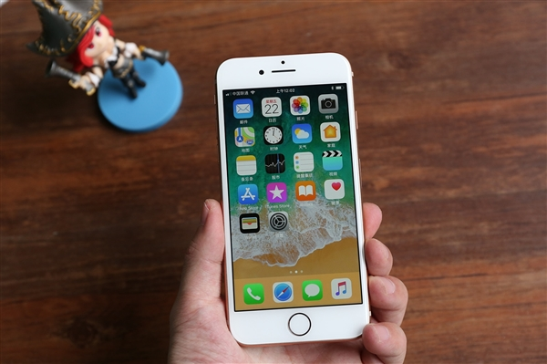 幸运儿:国外男子网购苹果吃 结果收到一部新iPhone手机