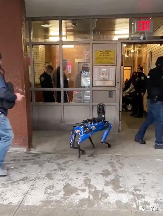 机器狗化身警犬执法!网友:我不想活在《黑镜》里